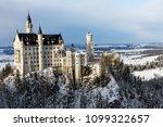 Winter In Bavaria   Schwangau ...