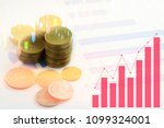 finance  profit  capital... | Shutterstock . vector #1099324001