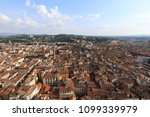 panorama from cathedral in... | Shutterstock . vector #1099339979