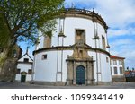 the serra do pilar monastery on ... | Shutterstock . vector #1099341419