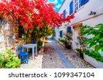 sigacik  turkey   may 21  2018  ... | Shutterstock . vector #1099347104