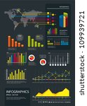 infographics set and...   Shutterstock .eps vector #109939721