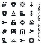 set of vector isolated black... | Shutterstock .eps vector #1099460579