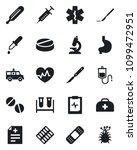 set of vector isolated black... | Shutterstock .eps vector #1099472951