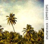 beach background | Shutterstock . vector #109951091