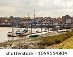 wells next the sea  norfolk  uk ...   Shutterstock . vector #1099514804