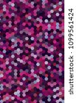 light purple low poly... | Shutterstock . vector #1099561424