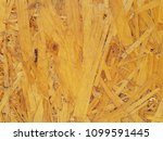 wooden pressed shavings natural ... | Shutterstock . vector #1099591445