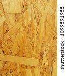 scrap wood recycle background | Shutterstock . vector #1099591955