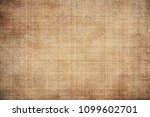 old canvas with large texture.... | Shutterstock . vector #1099602701