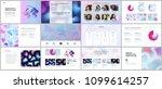 minimal presentations ... | Shutterstock .eps vector #1099614257