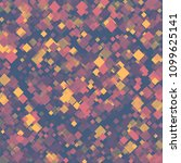 rhombus abstract minimal...   Shutterstock .eps vector #1099625141
