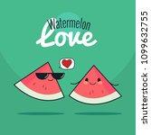 Watermelon Cartoon Characters ...