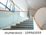 Luxury Stairs Of  Modern...