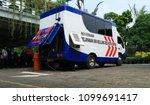 depok  indonesia   may 26  2018 ... | Shutterstock . vector #1099691417