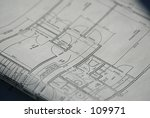 building plans | Shutterstock . vector #109971