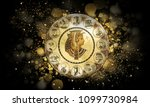 abstract ancient egyptian... | Shutterstock . vector #1099730984
