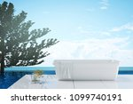 3d rendering   illustration of... | Shutterstock . vector #1099740191