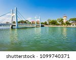 Cau Le Hong Phong Bridge And...