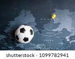 nonthaburi  thailand   may  26  ... | Shutterstock . vector #1099782941