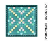 erudite square board design...   Shutterstock .eps vector #1099827464