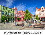wabrzezno  poland   may 19 ... | Shutterstock . vector #1099861385