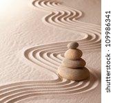 Zen Meditation Garden ...
