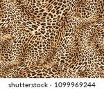 leopard pattern  leopard print  ...   Shutterstock . vector #1099969244
