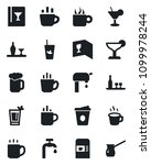 set of vector isolated black... | Shutterstock .eps vector #1099978244