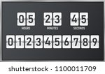 countdown timer. time remaining ...