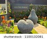 james parker sculpture ...   Shutterstock . vector #1100132081