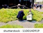 exhibitor john o'connor...   Shutterstock . vector #1100140919