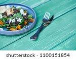 Mixed Salad Of A Butternut ...