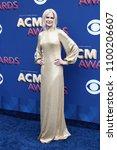 las vegas apr 15  actress... | Shutterstock . vector #1100206607