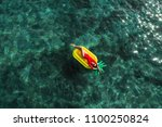 summer lifestyle portrait of...   Shutterstock . vector #1100250824