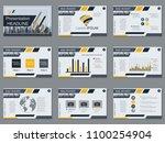 professional business... | Shutterstock .eps vector #1100254904