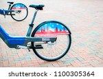 baltimore  md usa   4 6 2018  2 ... | Shutterstock . vector #1100305364