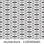 geometric pattern seamless | Shutterstock . vector #1100306681