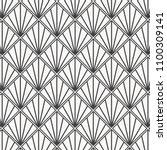 modern japanese motif....   Shutterstock .eps vector #1100309141