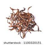 dried bamboo shoots | Shutterstock . vector #1100320151