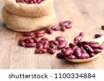 Heap Seed Red Beans