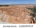 bryce canyon national park | Shutterstock . vector #1100395919