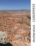 bryce canyon national park | Shutterstock . vector #1100395925