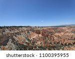 bryce canyon national park | Shutterstock . vector #1100395955