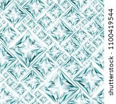 seamless rhombus diamond pattern | Shutterstock . vector #1100419544