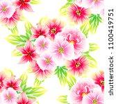 abstract elegance seamless... | Shutterstock . vector #1100419751