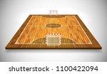 perspective vector illustration ... | Shutterstock .eps vector #1100422094