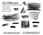 collection of different... | Shutterstock .eps vector #1100440325