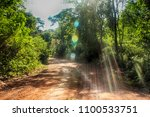 Non Asphalt Roads And Nature