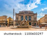 july 9  2017  the opera and the ... | Shutterstock . vector #1100603297